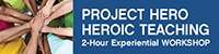 Project Hero Teaching PDF Button